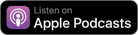 Subscribe to Apple Podcast Badge for Musical Theater Codex Podcast